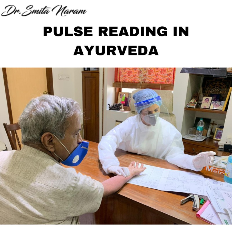 Pulse Reading In Ayurveda To Diagnose Health Conditions